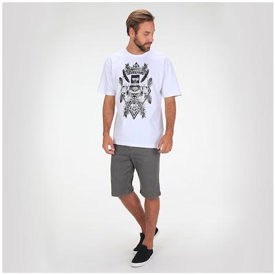 Camiseta WG Skull Versus - Masculina