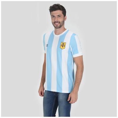 Camisa adidas Argentina Retrô - Masculina