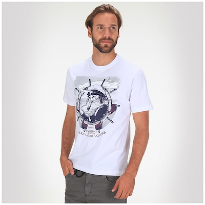 Camiseta WG Good Sailors - Masculina