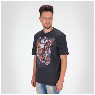 Camiseta Wg Dark Sea - Masculina
