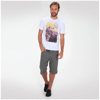 Camiseta Wg Ilha Dos Lobos - Masculina