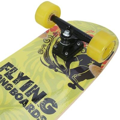 Longboard Flying Surfer