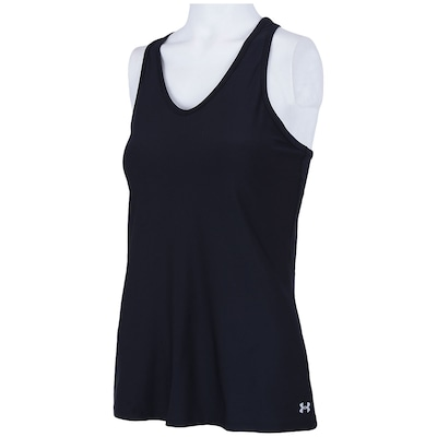 Camiseta Regata Under Armour Sonic - Feminina