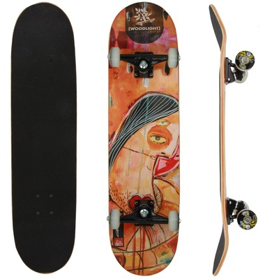 Skate Wood Light Pro W031