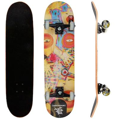 Skate Wood Light Pro W034