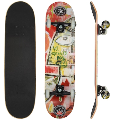 Skate Wood Light Pro W039