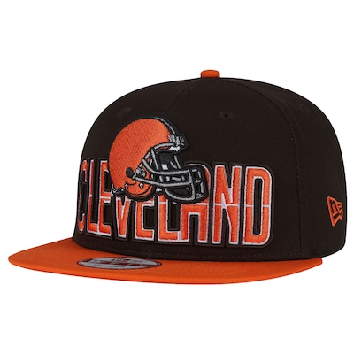 Boné Aba Reta New Era Cleveland Browns Draft NFL - Snapback - Adulto