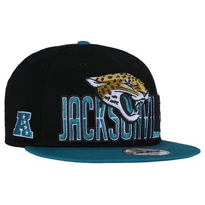 Boné Aba Reta New Era Jacksonville Jaguars Draft NFL - Snapback - Adulto