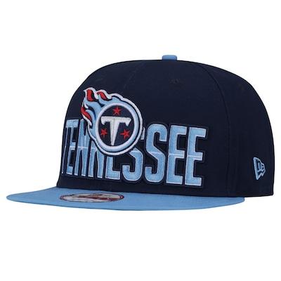 Boné Aba Reta  New Era Tennessee Titans -  Snapback - Adulto