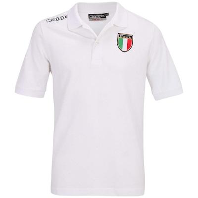 Polo Kappa Países Itália - Masculina