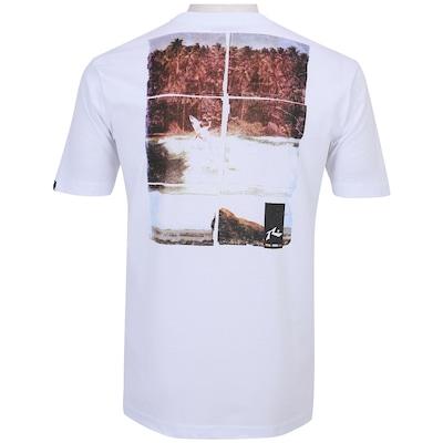 Camiseta Rusty Pieces - Masculina