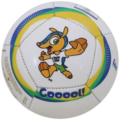Minibola de Futebol de Campo Copa FIFA Fuleco L8