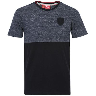 Camiseta Puma Scuderia Ferrari Small Shield - Masculina
