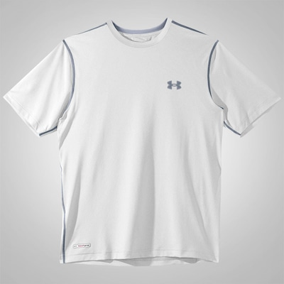 Camiseta Under Armour Sonic Fitted - Masculina