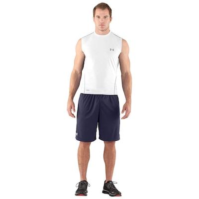 Camiseta Regata Under Armour Sonic Fitted - Masculina