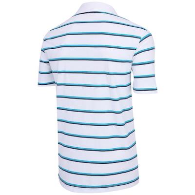 Camisa Polo Puma S Casual Striped - Masculina