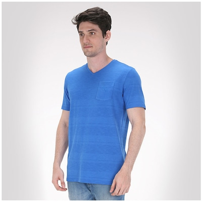 Camiseta Puma Textured Stripe