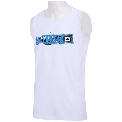 Camiseta Regata Hang Loose MAC Crop – Masculina