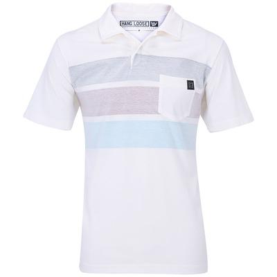 Camisa Polo Hang Loose Striped - Masculina