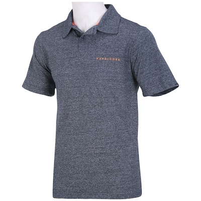 Camisa Polo Hang Loose Letter