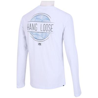 Camiseta Manga Longa Hang Loose Sunset