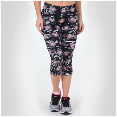 Calça Legging 3/4 Asics Tight - Feminina