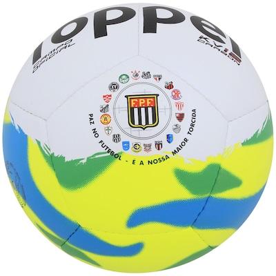 Bola de Futebol de Campo Topper Kv Carbon 12 SP14