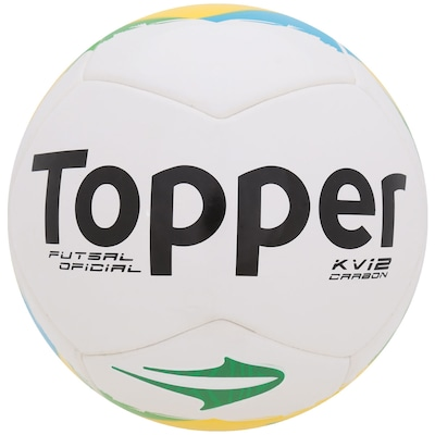 Bola de Futsal Topper KV Carbon League 14
