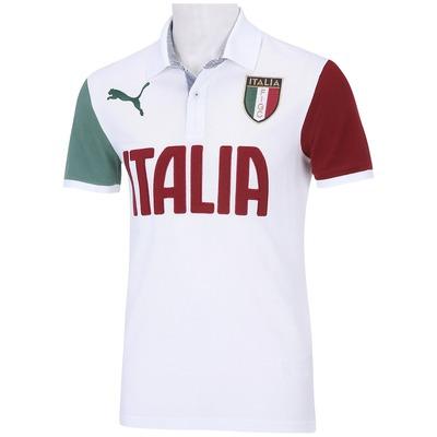 Camisa Polo Puma Itália