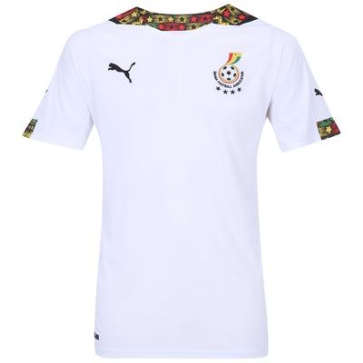 Camisa Puma Seleção Ghana I 2014