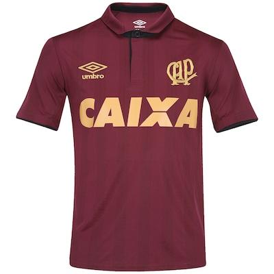 Camisa do Atlético Paranaense III 2014 s/nº Umbro