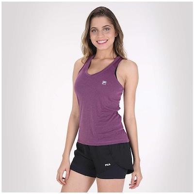 Camiseta Regata Fila Blend - Feminina