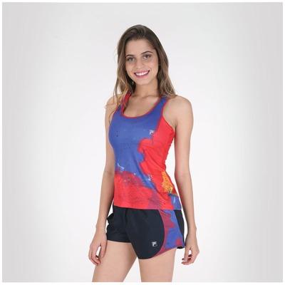Camiseta Regata Fila Stamp – Feminina