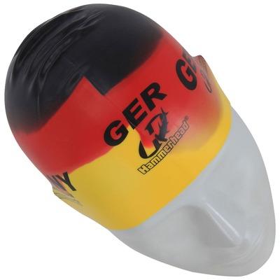 Touca de Natação Sem Rugas Hammerhead Alemanha – Adulto