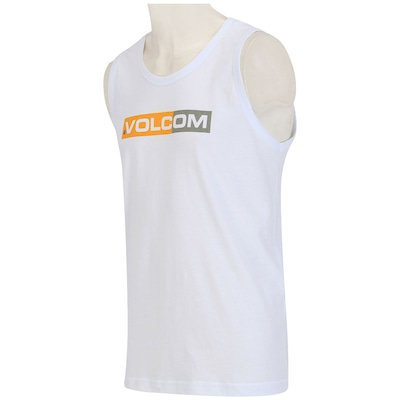 Camiseta Regata Volcom Euro Styling