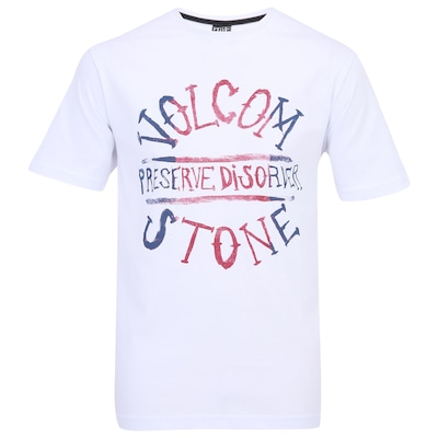 Camiseta Volcom Bad News - Masculina
