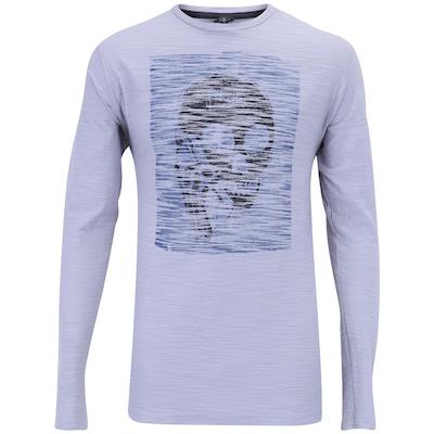 Camiseta Manga Longa Volcom Skull Phone Fa – Masculina
