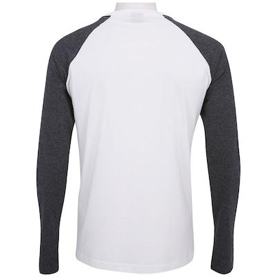 Camiseta Manga Longa Volcom Pis Dizzle – Masculina