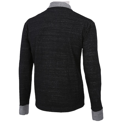 Camisa Polo Manga Longa Volcom Solid – Masculina