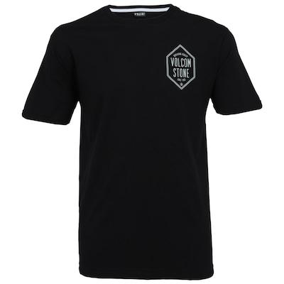 Camiseta Volcom Feudal - Masculina