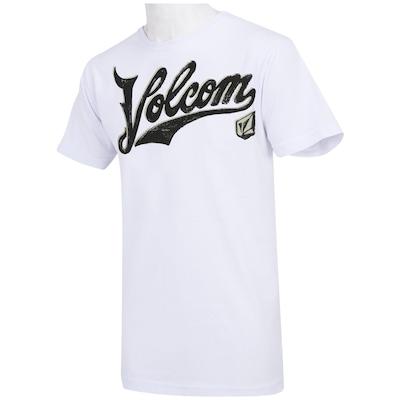 Camiseta Volcom Doody Script – Masculina