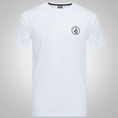 Camiseta Volcom Mini Circle Stone – Masculina