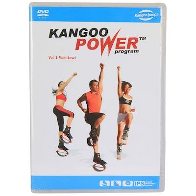 Kangoo Jumps Dvd Power Volume I
