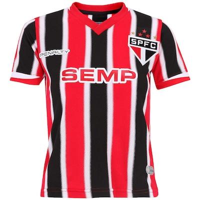 Camisa Penalty São Paulo II 2014 - Feminina