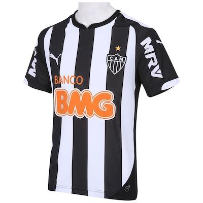 Camisa Puma Atlético Mineiro I 2014 s/nº