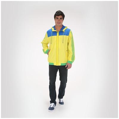 Jaqueta adidas Quebra-Vento Pride - Masculina