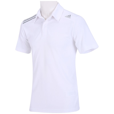Camisa Polo adidas Climachill - Masculina