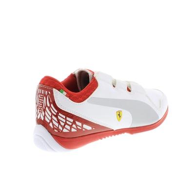 Tênis Puma Valorosso Scuderia Ferrari 304956 - Infantil