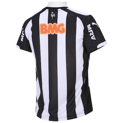Camisa Puma Atlético Mineiro I 2014 s/nº - Feminina