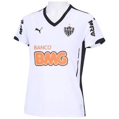 Camisa Puma Atlético Mineiro II 2014 s/ nº - Feminina
